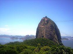 Pa de sucre  Brasil