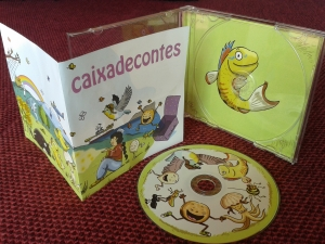 cd caixadecontes