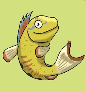 Personatge Peixet Albert