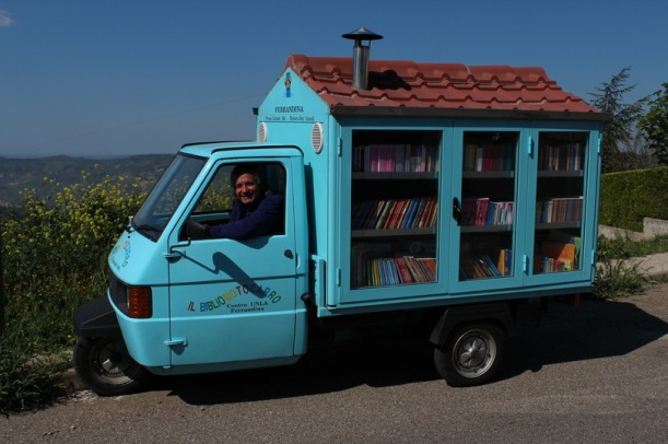 bibliomotocarro