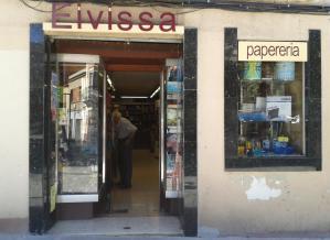 Llibreria Eivissa BCN 22juliol2014