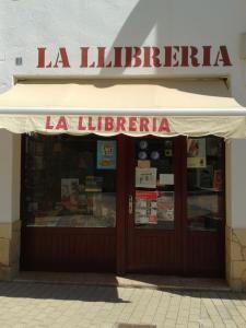 Llibreria La Llibreria façana